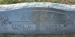 Frederick W Acock