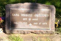 Earl Robert Johnson