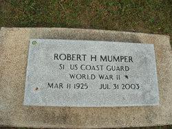 Robert Harold Mumper