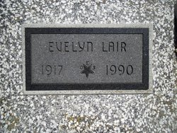 Evelyn <i>Mapes</i> Lair