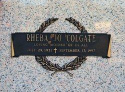 Rheba Jo Colgate