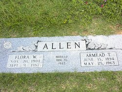Armead Thaddeus Allen