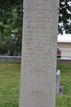 Frank Edmund Hurren