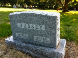 Alfred Hussey