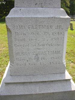 Samuel Eastman, Jr