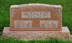 Hannah Christine <i>Danielson</i> Anderson