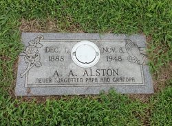 Austin A Alston