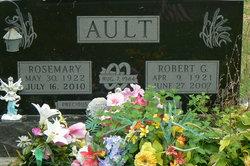 Rosemary <i>Cole</i> Ault
