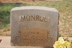 Sam M Monroe