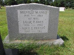 Lillie <i>Paxton</i> Ames