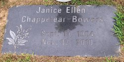 Janice Ellen <i>Harney</i> Bowers