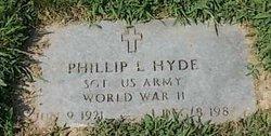 Phillip Leslie Hyde