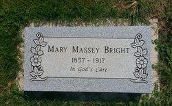 Mary <i>Massey</i> Bright