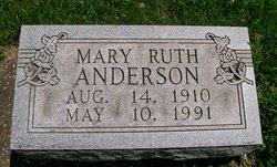 Mary Ruth <i>Jenkins</i> Anderson