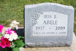 Iris Ruth Abele
