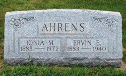 Ervin E. Ahrens