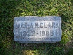 Maria S. <i>Harris</i> Clark