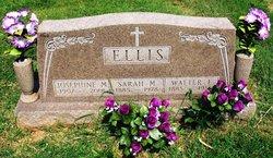 Sarah Marie <i>Bussard</i> Ellis