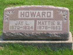 Martha Sybil Mattie <i>Heskett</i> Howard