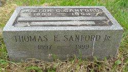 Thomas Edwin Sanford, Jr