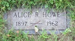 Alice A <i>Richards</i> Howe