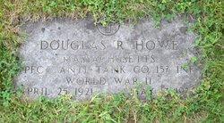 Douglas R Howe