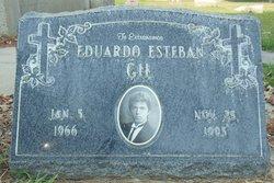 Eduardo Esteban Gil