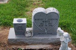 Martha Jane <i>Anderson</i> White