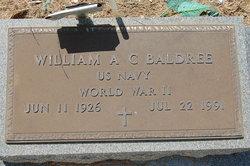 William A Baldree