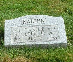 George Leslie Kaighn