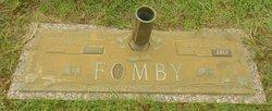 Margie <i>Graham</i> Fomby