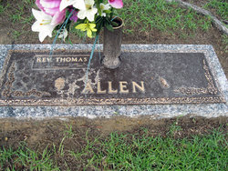 Rev Thomas J Allen