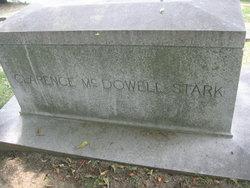 Clarence McDowell Stark
