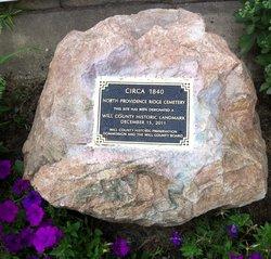 North Providence Ridge Cemetery
