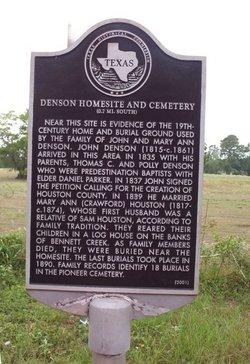 John Denson Family Cemetery