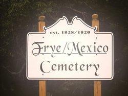Old Frye Cemetery