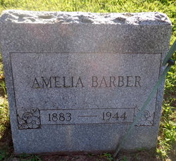 Amelia Barber