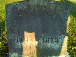 Watson W. Robertson