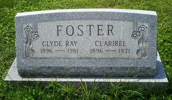 Clyde Ray Foster