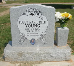 Peggy <i>Reed</i> Young