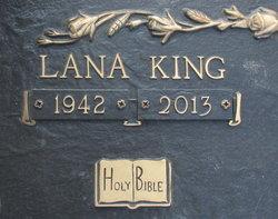 Lana <i>King</i> Babb