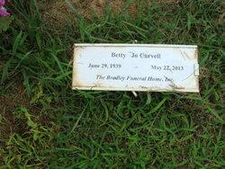 Betty Jo <i>Comer</i> Carvell
