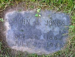 John A. Jones