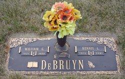 William G DeBruyn