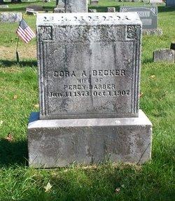 Cora A <i>Becker</i> Barber