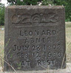 Leonard Abner