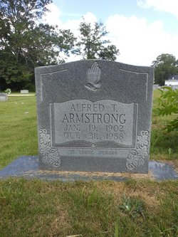 Alfred T Armstrong