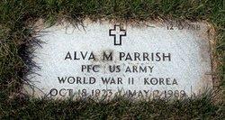 Alva M. Parrish
