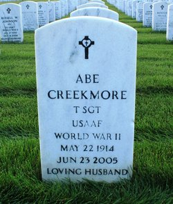 Sgt Abe Creekmore