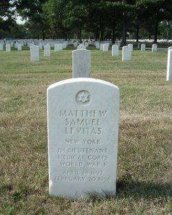 Matthew Samuel Levitas